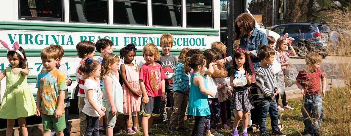 Virginia Beach Friends School Stewardship