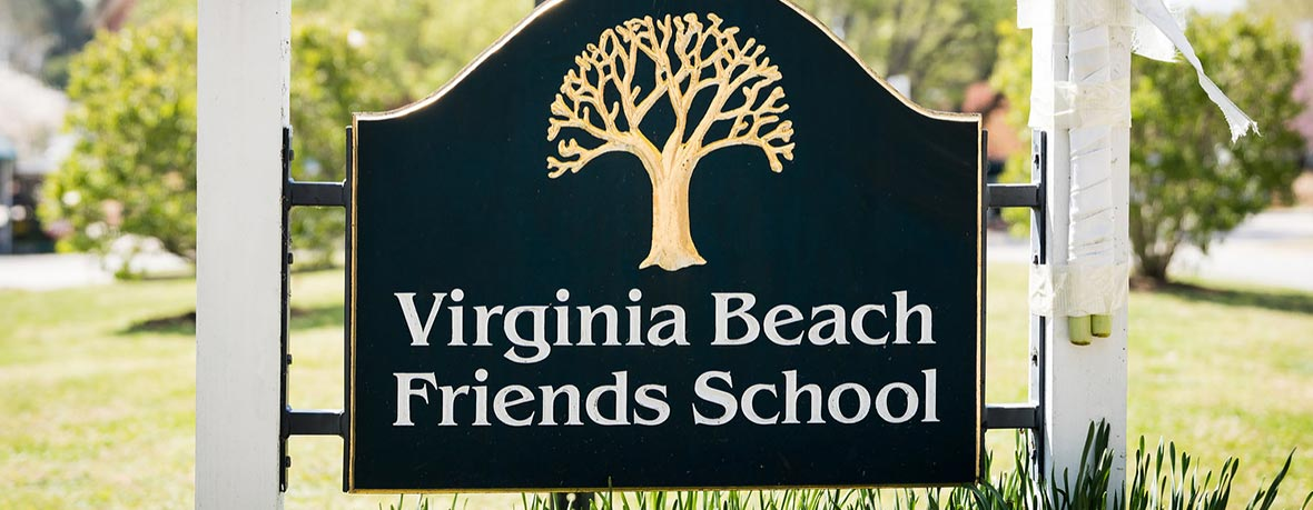 Contact Virginia Beach Friends School