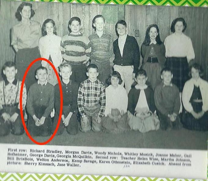 Morgan Davis Class Photo
