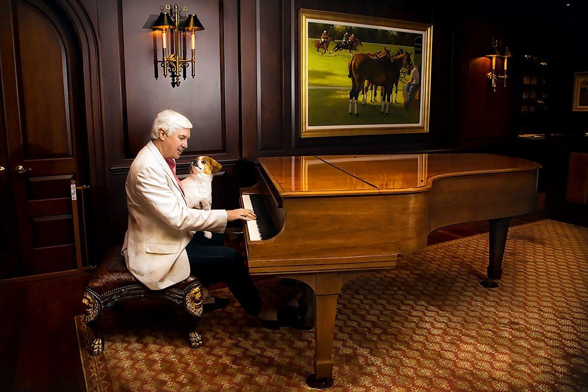 Morgan Davis Piano