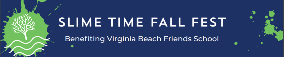 Slime Time Fall Fest