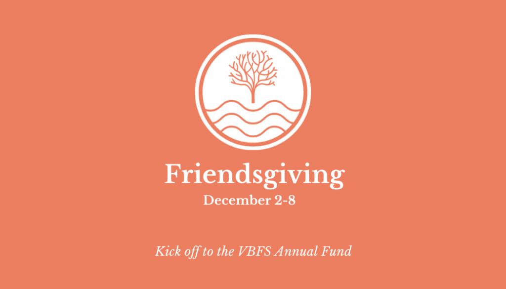 Friendsgiving Week!