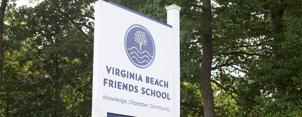 Virginia Beach Friends School Admissions Process