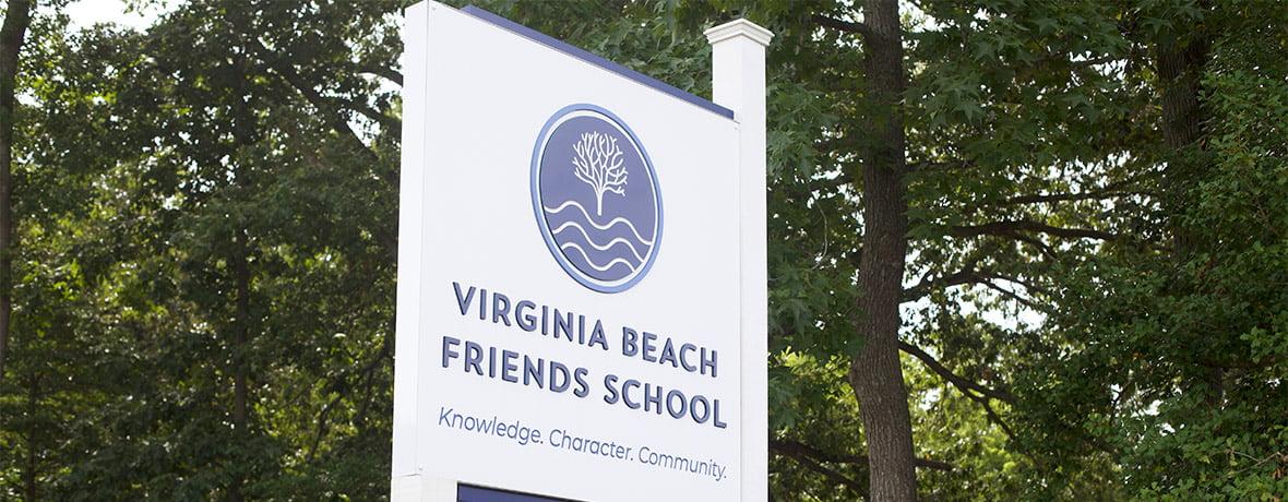 Virginia Beach Friends School Admissions Process
