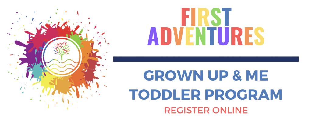 Register For First Adventures at Friends Program